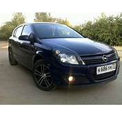 2005 OPEL Astra Photos 18 Gasoline FF Manual For Sale