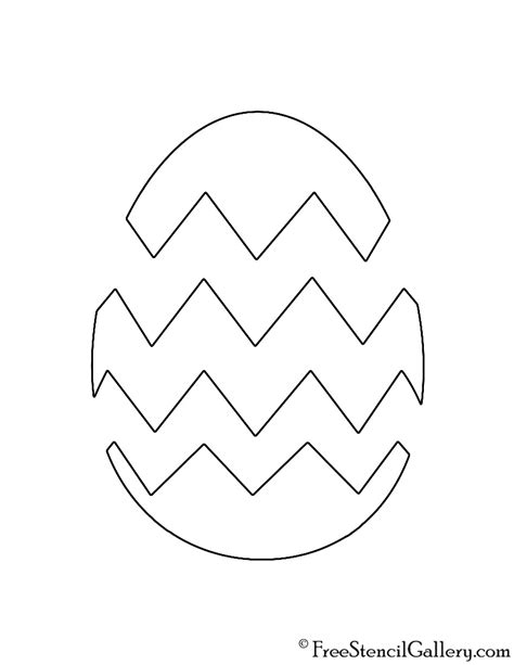 easter stencils printable home gt pumpkin carving easter egg 02 stencil free stencil gallery