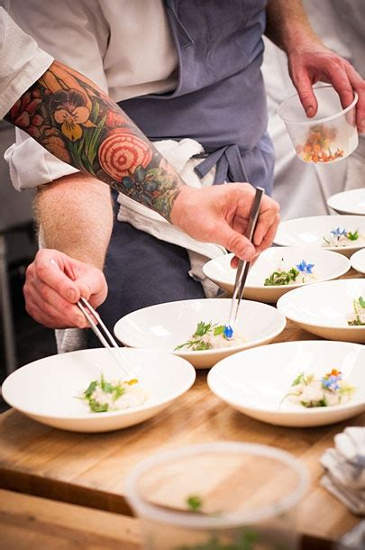 sean brock tattoo 1000 images about kitchen ink gastronomic tattoos on