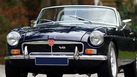 Mg V8 1972 mg mgb v8 roadster with fantastic engine sound