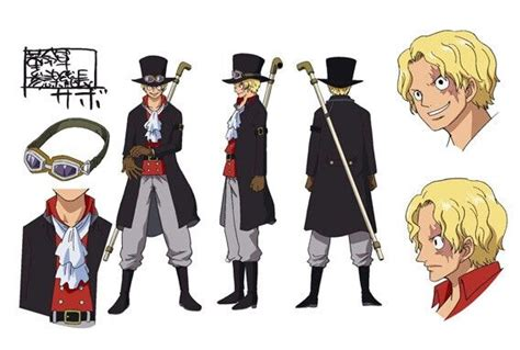 design is one film sabo one piece film gold character design one piece