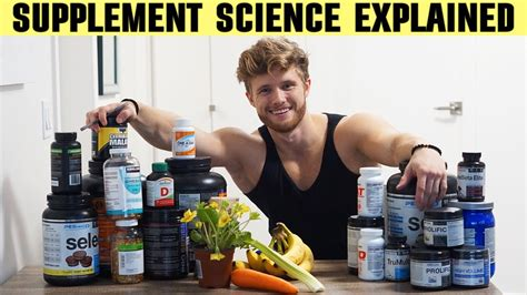 creatine jeff nippard top 5 supplements science explained 17 studies when