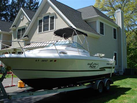 proline boats for sale ct for sale 2001 22 proline cuddy walkaround w 200 hp