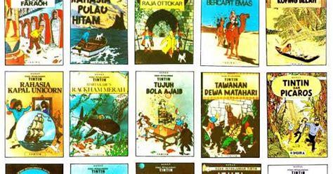 Komik Petualangan Tintin Tintin Di Congo By Herge Buku Besar komik tintin bahasa indonesia komik