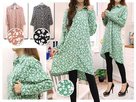 Efe Blouse Atasan Wanita Blouse 0125 jual baju atasan wanita lakalaka harga murah jakarta oleh toko ck98 zone