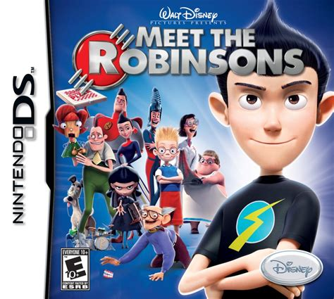 Search Meet Screen 2 For Meet The Robinsons Images Femalecelebrity