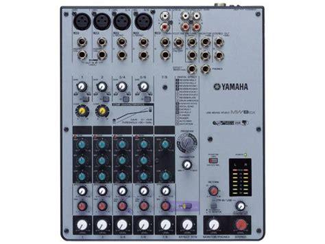 Mixer Yamaha Usb yamaha mw8cx usb mixing studio mixer