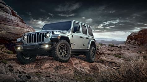 jeep moab edition jeep moab edition package ups the wrangler s road cred