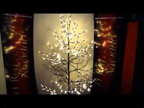 el rey de la navidad arbol minimalista de led premium