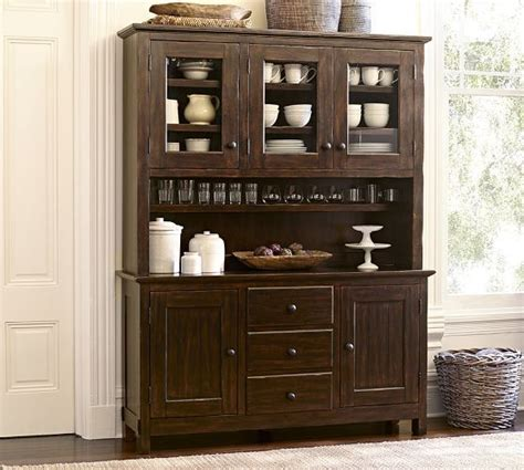 benchwright buffet hutch pottery barn furniture i
