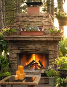 how can the use of wood fireplaces in decor