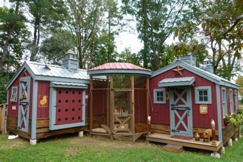 chicken house curtains 15 coolest chicken coops old fashioned families