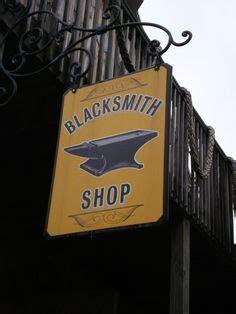 tattoo parlor williamsburg va blacksmith shop sign rustic western handmade pine