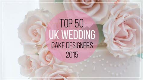 Wedding Cake Banner by Top 50 Uk Wedding Cake Designers 2015