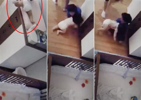 Watch Nine Year Old Saves Baby Brother From Changing Baby Fell From Changing Table