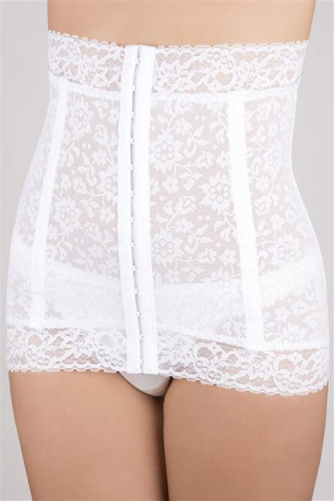 Lace Shaping Corset rago parisian lace corset medium shaping 824 s
