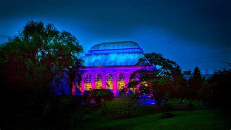 Botanical Gardens Light Show In The Garden Light Show Opens At Edinburgh S