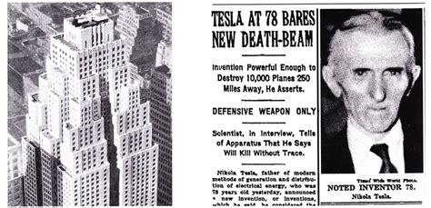 Tesla Dead Les Fichiers De Tesla Worldofsecrets