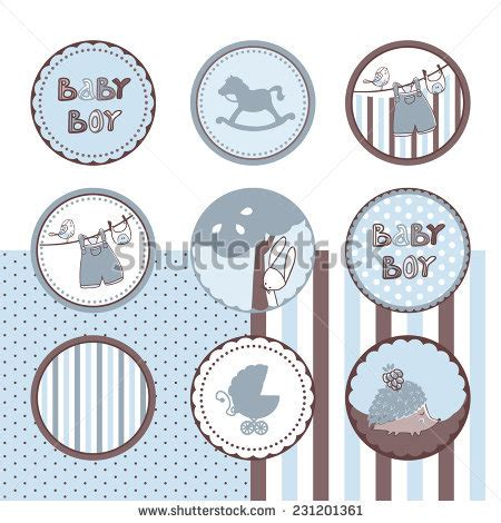 baby boy theme baby boy stock images royalty free images vectors