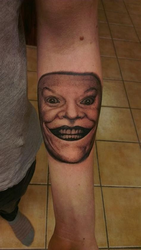 joker themed tattoo joker batman theme tattoo by johan887766 on deviantart
