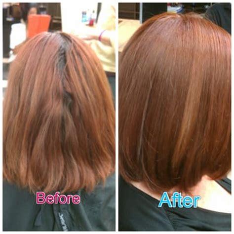 illumina spa beautiful wella illumina hair color yelp