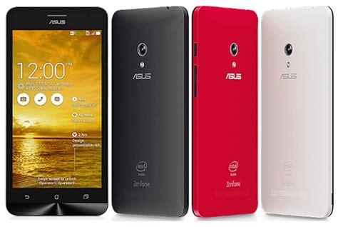 Hp Asus Zenfone 5 Termurah daftar harga asus smartphone per januari 2016 bursa