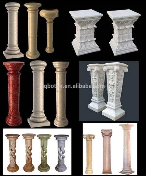 where to buy columns for house image gallery modern pillar designs