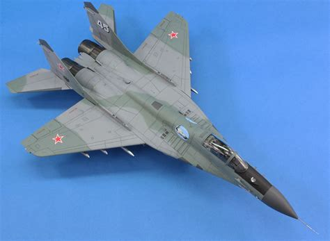 Academy 1 48 Mig 29a Fulcrum A Fa086 Plastic Model Kit Airplanes 1226 academy 1 48 scale mig 29 fulcrum a by jon bryon
