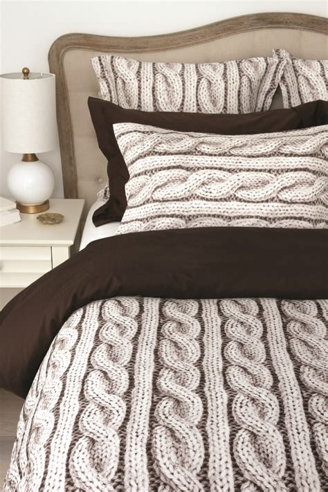 Cable Knit Sweater Comforter by Cable Knit By Cd Bedding Of Ca Beddingsuperstore