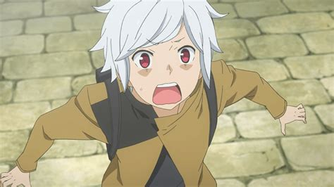 anime danmachi is it wrong to try to pick up girls in a dungeon episode