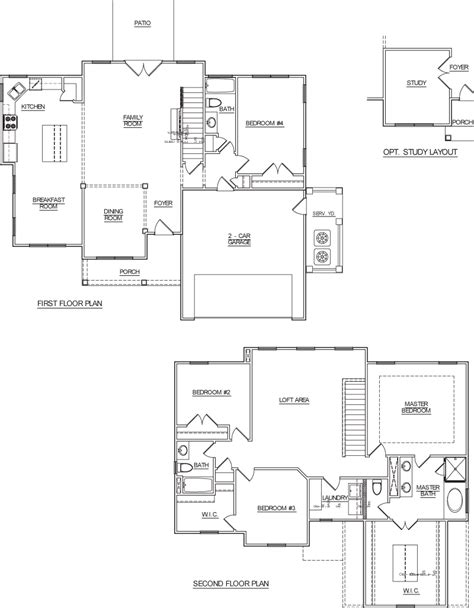 homes of integrity floor plans house design ideas