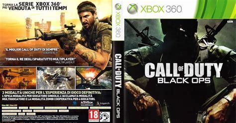 covers aki call  duty black ops xbox