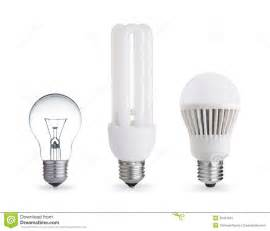 led light bulbs types different light bulbs stock image image 35451531
