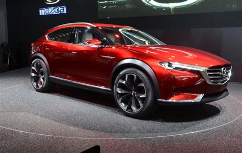 Image Gallery Mazda Cx6