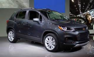 Build And Price 2017 Chevrolet Trax Build And Price Autoreview Autoreview
