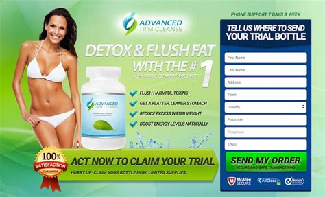 Trim Detox Side Effects by Advanced Trim Cleanse Reviews Slim Trim And Colon