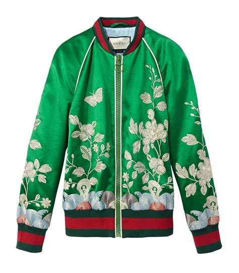Xiaomi Mi 4 S Gucci Pattern Floral Pattern Caver Hardcase gucci silk floral bomber jacket in details