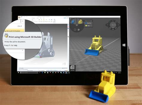 3d house builder microsoft 3d builder app updated with problem fixes