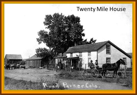 twenty mile house twenty mile house 171 historic douglas county inc