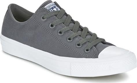 Converse Ct As Ii Ox Thunder Grey Original converse chuck all ii ox 150153c compare