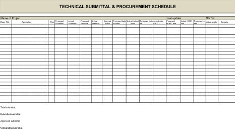 Index Of Cdn 23 1999 28 Construction Submittal Log Template