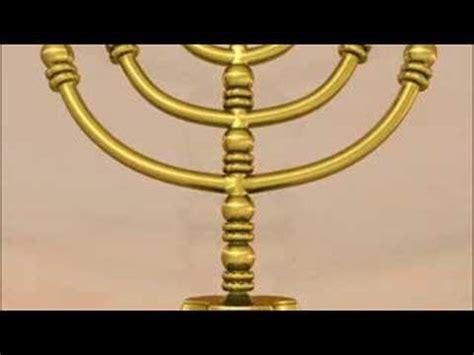 candelabro del tabernaculo planos para el candelabro de oro exodo 25 31 40 youtube