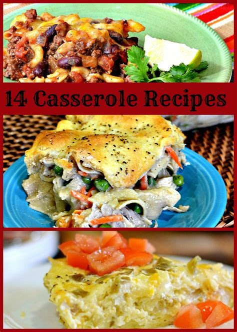 comfort food for a crowd 14 great casserole recipes to feed a holiday crowd