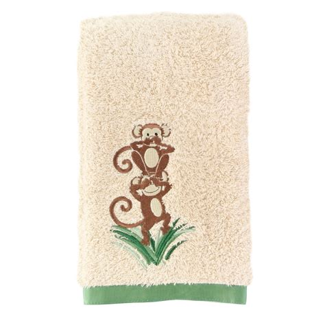 monkey bath rug essential home spunky monkey bath rug home bed bath bath bath towels rugs bath