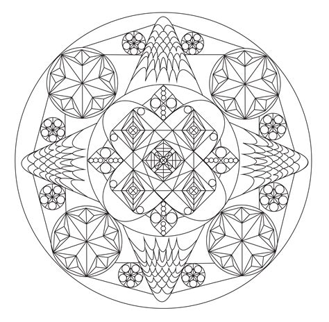 zen mandalas coloring book pdf mandala abstract 1 by allan zen anti stress mandalas