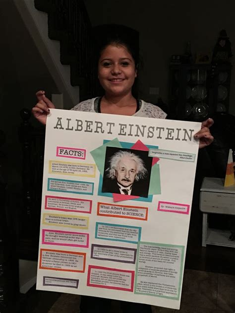 albert einstein biography project 1000 images about our school projects on pinterest