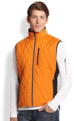 Swiss Army Topman Leather swiss army victorinox glarus quilted vest where to buy