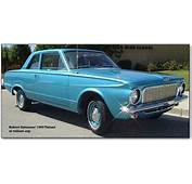 Chrysler A Bodies Plymouth Valiant And Its Spinoffs