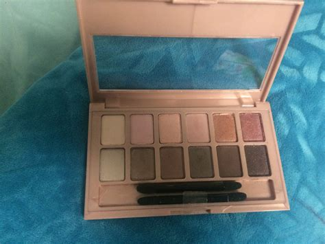 Maybelline The Blushed Eyeshadow Palette maybelline the blushed eyeshadow palette reviews in