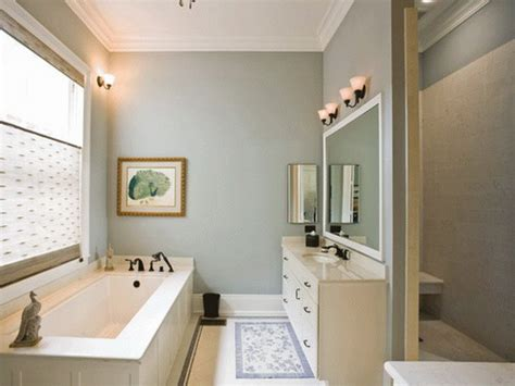 Bathroom Wall Paint Color Ideas by Paint Colors For Bathrooms Ideas All About House Design